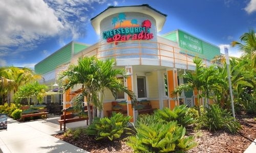 Cheeseburger in Paradise Marks Veterans Day; Active and Retired Military Personnel Receive Free All-American Burger and Fries With Drink Purchase