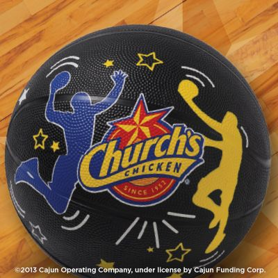 Have a Ball and a Holiday Bundle at Church's Chicken