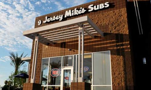 """Jersey Mike's Subs Donates 100% of Sales to 100+ Local Charities on Wednesday for """"Day of Giving"""""""