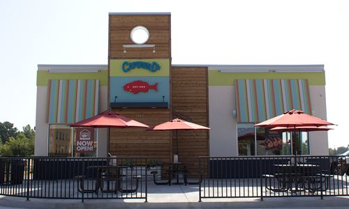 Captain D's Opens Newest Franchise Location in West Point, Mississippi