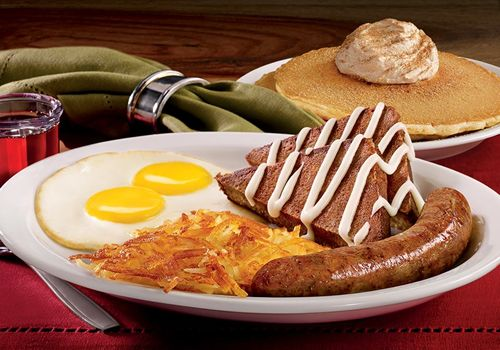 Leave The Holiday Hassle At Home With Christmas At Denny's