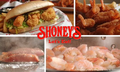 Shoney's Invites America to Get Hooked on Its Seafood Selections