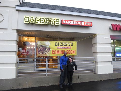 First Dickey's Barbecue Brings Pit Smoked Texas Barbecue to New Jersey