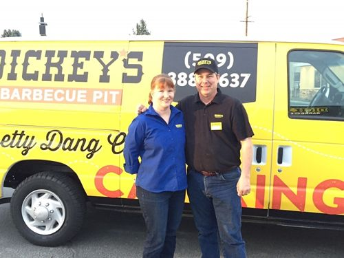 Yeehaw Yakima! Dickey's Barbecue Pit Celebrates with a Three Day Barbecue Bash