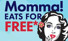 Moms Eat Free at Arooga's Grille House & Sports Bar on Mother's Day, Sunday May 10