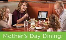 Nearly Half of Americans to Celebrate Mother's Day with Restaurant Meals