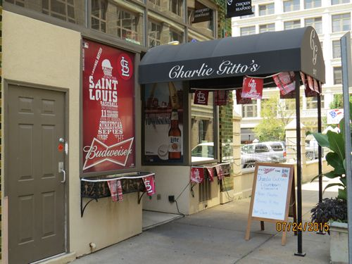 Charlie Gitto's Downtown St. Louis – Restaurant Review provided by St. Louis Restaurant Review