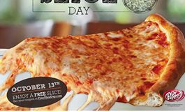 Villa Italian Kitchen to Celebrate National Pizza Month with 6th Annual Free Slice Day Tuesday, October 13th