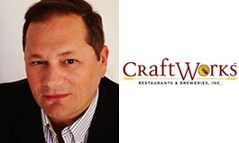 CraftWorks Restaurants & Breweries Names Mark Belanger Vice President Of Global Franchise Operations And Development