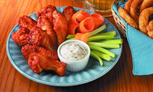 Americans to Eat 1.33 Billion Chicken Wings for Super Bowl