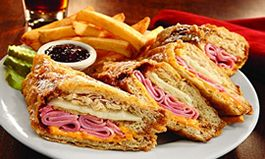Bennigan's Celebrates St. Paddy's Day with Free World Famous Monte Cristos for a Year!