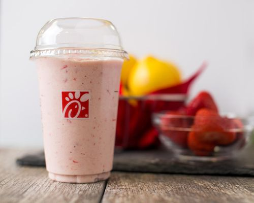 """Chick-fil-A Makes Frosted Lemonade Even """"Sweeter"""" This Spring"""