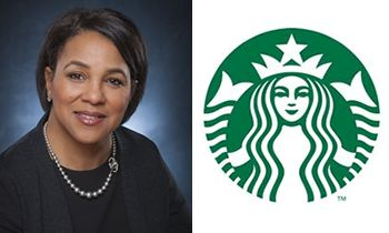Starbucks Names Rosalind Brewer Group President and Chief Operating Officer