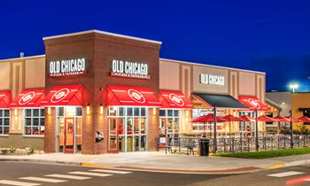 Old Chicago Pizza & Taproom Opening in Lawrence, KS