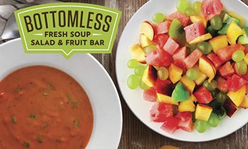 Shoney's Bottomless Soup, Salad and Fruit Bar Is the One Solution for America's Top Three New Year's Resolutions