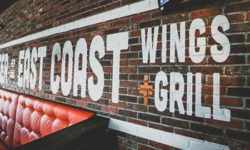 East Coast Wings + Grill Opens in Charlotte (Steele Creek)