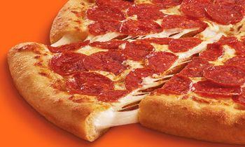 Little Caesars Stuffed Crust Pizza Back by Popular Demand