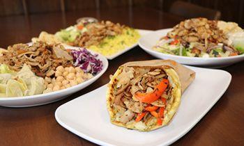 Daphne's Unveils New Chicken Shawarma Protein & a Limited-Time Pita Melt