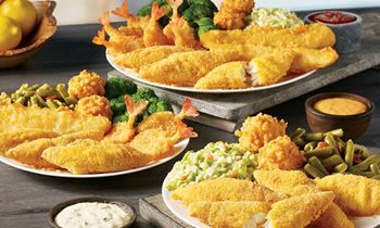 Captain D's makes everyday a Fish Fry-Day with the national launch of their Ultimate Fish Fry