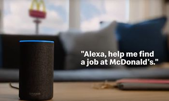 Finding a Job at McDonald's is Now as Simple as Asking Alexa