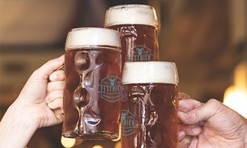 Gordon Biersch Brings Authentic Oktoberfest Experience Stateside