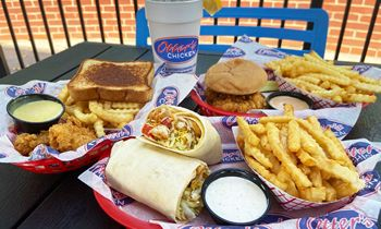 Otter's Chicken Honors America's Heroes with Veterans Day Offer