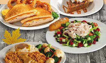 Shoney's Kicks Off Holiday Season with its Turkey Trio Promotion