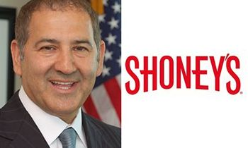 Letter From Shoney's Chairman & C.E.O. Mr. David Davoudpour for Shoney's Guests