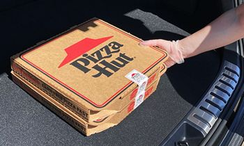 Pizza Hut Launches Contactless Curbside Pickup Nationwide, Unveils New Safety Seals And Plans To Provide Over 10 Million Masks For Team Members At All Restaurants