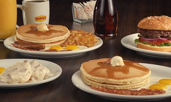 $2 $4 $6 $8: What Do Diners Appreciate? Value! Denny's Reintroduces Popular Value Menu