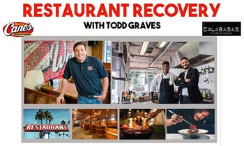 "Raising Cane's Founder and Calabassas Films Announce New TV Docuseries ""Restaurant Recovery"" to Provide Relief for Struggling Restaurants Across America"