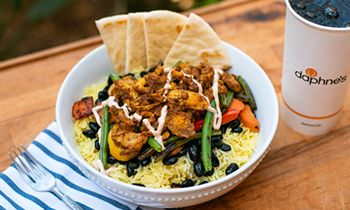 Daphne's Debuts New Shawarma and Power Bowl for a Limited-Time