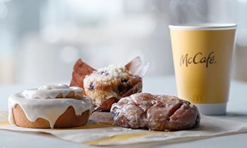McDonald's Sweetens Up Breakfast with New Nationwide McCafé Bakery Lineup