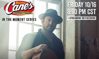 Raising Cane's is Going Country with a Streamed Lee Brice Acoustic Performance