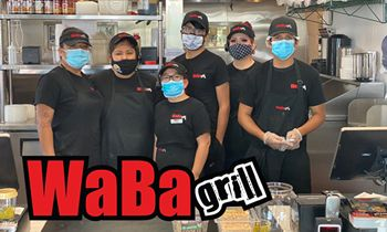WaBa Grill Expands Into North Los Angeles With Lancaster Opening