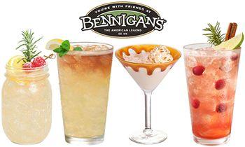 Bennigan's is Making Spirits Bright with Its Festive New Winter Menus