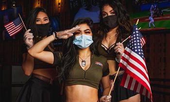 Bombshells Invites Veterans & Active Service Members to Eat Free in Texas on Nov. 11, 2020