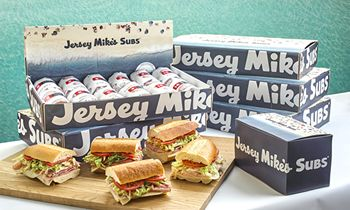 Jersey Mike's Donates 20 Percent Of Sales To Feeding America this Weekend