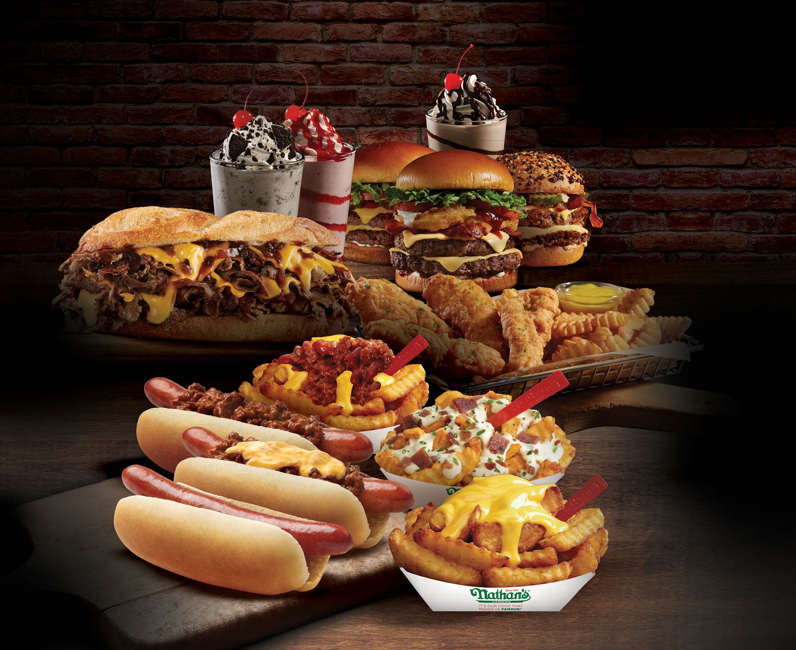 Nathan's Famous Expands Through Third Party Delivery to Canada