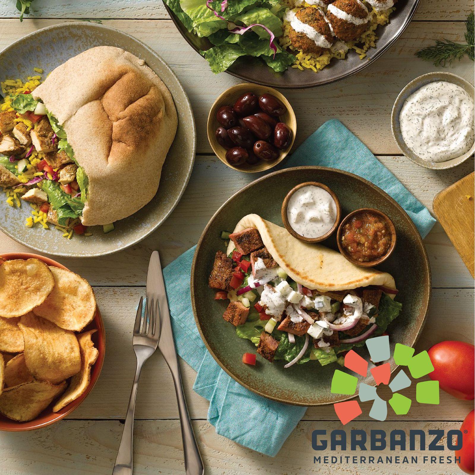 Saladworks' Parent Company Acquires Garbanzo Mediterranean Fresh and Frutta Bowls, Forms WOWorks