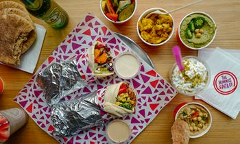 NYC's The Hummus & Pita Co. to Debut in Huntsville, Alabama