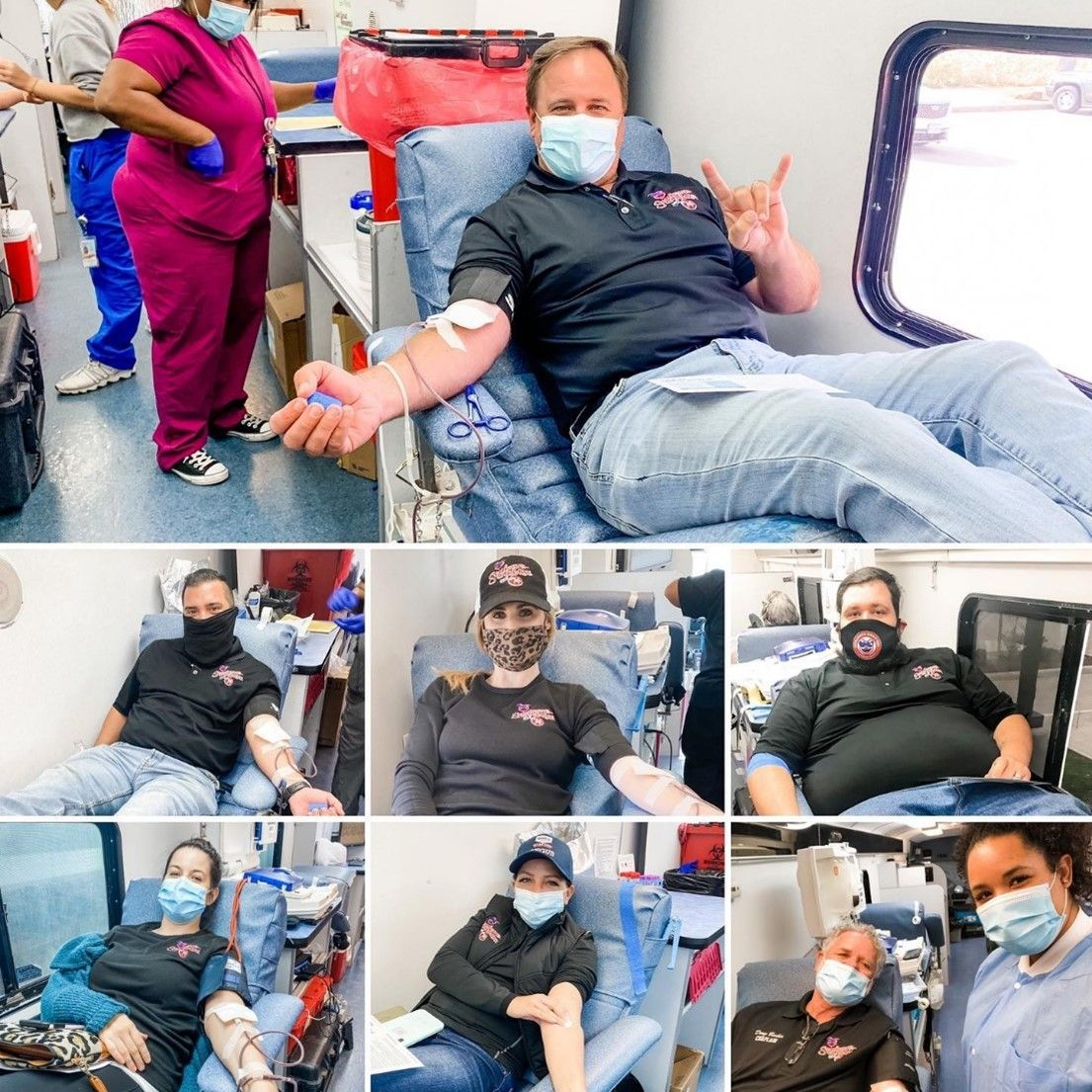 Soulman's Bar-B-Que and Carter BloodCare Making a Difference in North Texas