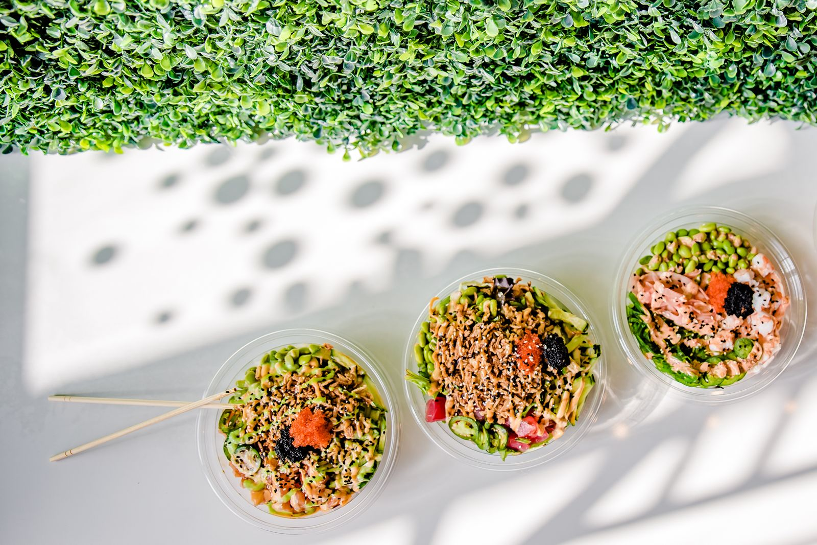 Aloha Poke Launches Ghost Kitchen in Downtown Fort Lauderdale