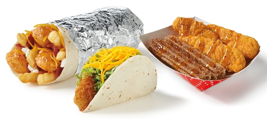 Del Taco Sweetens Up its Menu with New Honey Mango Crispy Chicken