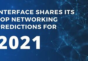 Interface Shares its top Networking Predictions for 2021