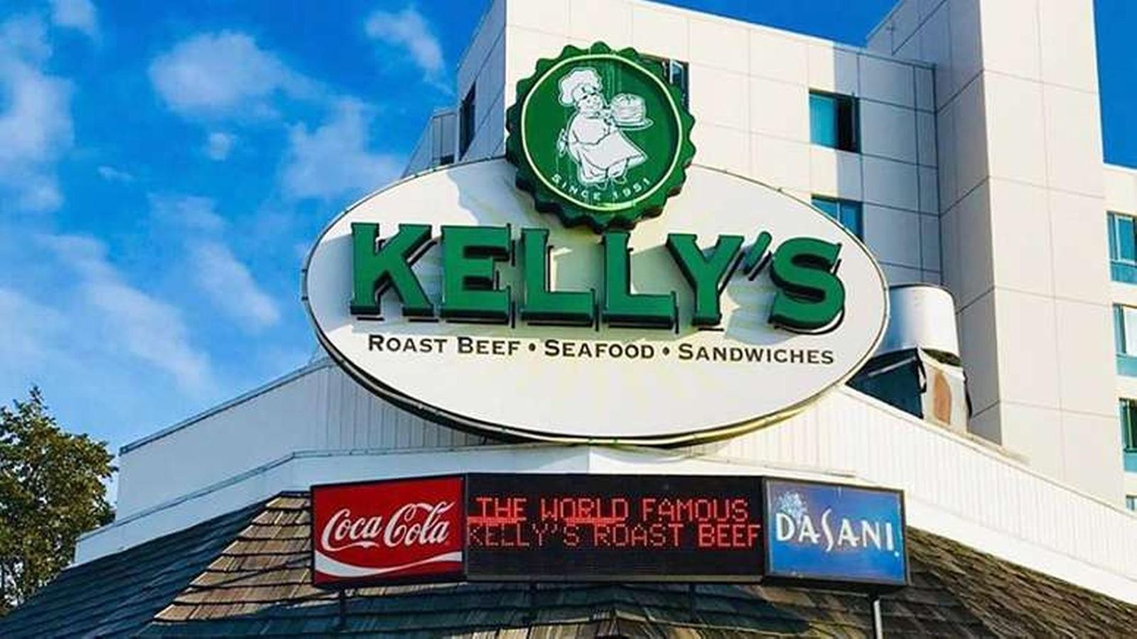 Kelly's Roast Beef Plans Expansion to The Granite State