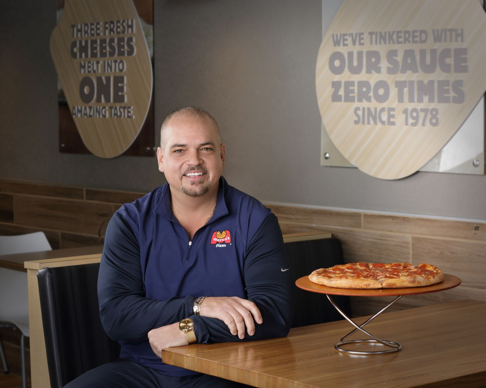 Marco's Pizza Promotes Tony Libardi to Co-CEO