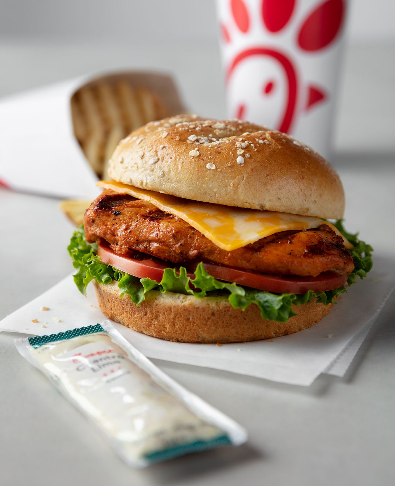 New Year, New Flavors: Chick-fil-A Heats Up Menu with Grilled Spicy Chicken Deluxe Sandwich