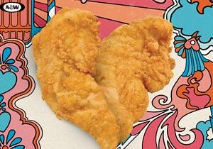 A&W Wants To Make Chicken Tender Lovin' Not Chicken Sandwich War
