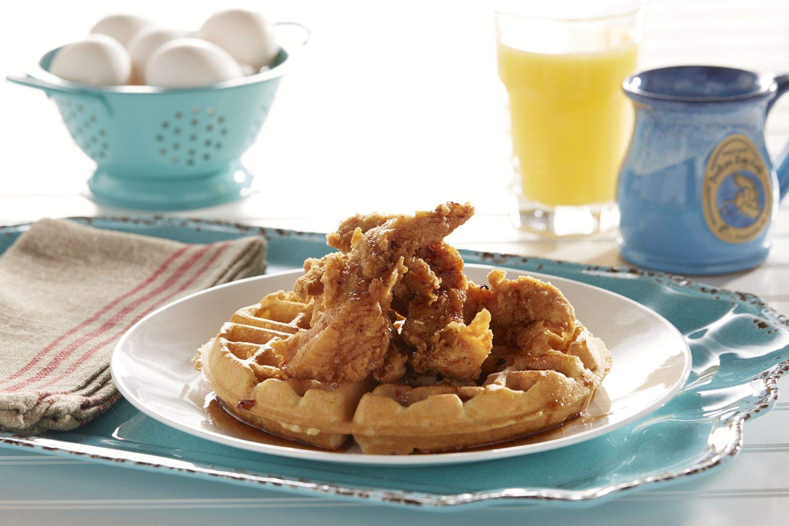 Another Broken Egg Cafe Chicken & Waffles